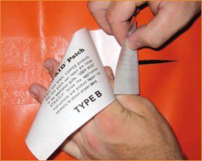 Tear-Aid Reparatur Set für Wassermatratzen