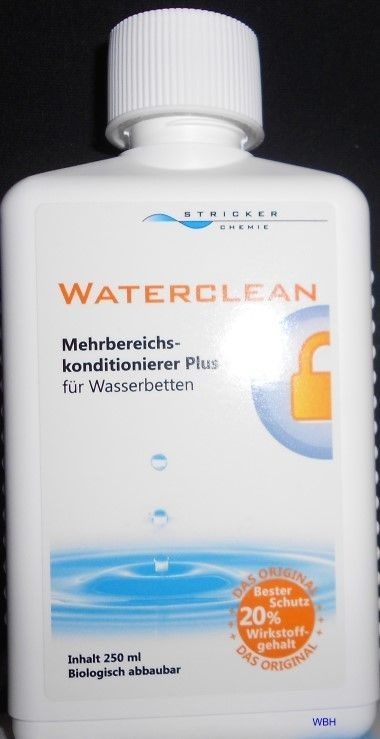 Wasserbetten Konditionierer Strickerchemie 250 ml