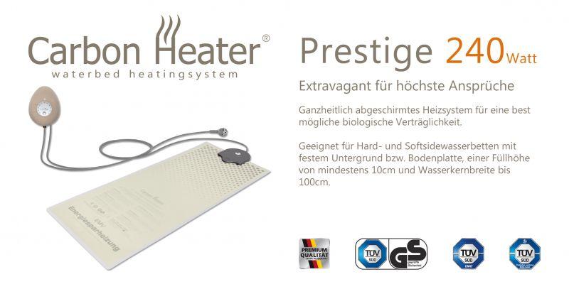 TBD Carbon Heater Prestige 240 W