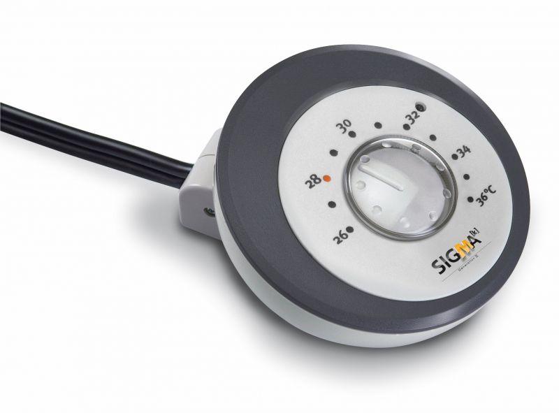 Thermostat für Sigma K Wasserbettheizung