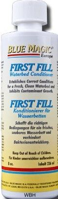 Blue Magic Wasserbett Firstfiller 236 ml