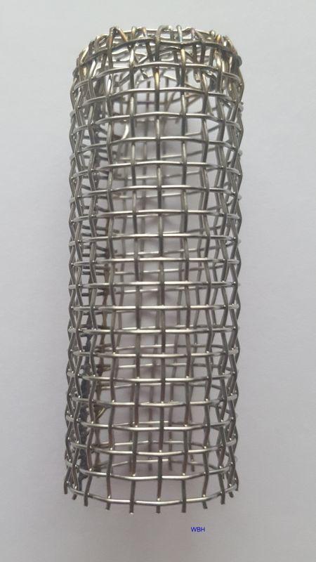 Vliesfiltersieb für Wasserbett Einfüllstutzen