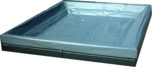 Wasserbetten Sicherheitsflies / Auffangwanne