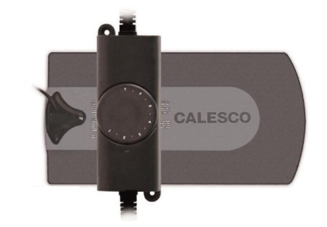PTC Wasserbetten Heizung Calesco Carbon