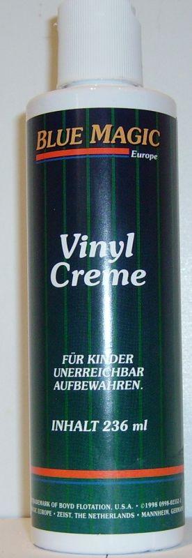 Wasserbett Vinyl Creme Blue Magic 236 ml